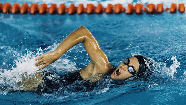 6 Lifestyle Fitness Steps For Developing A Better You - Swimming