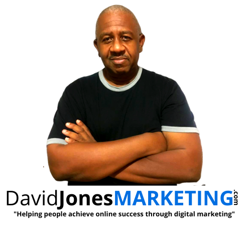 david jones marketing