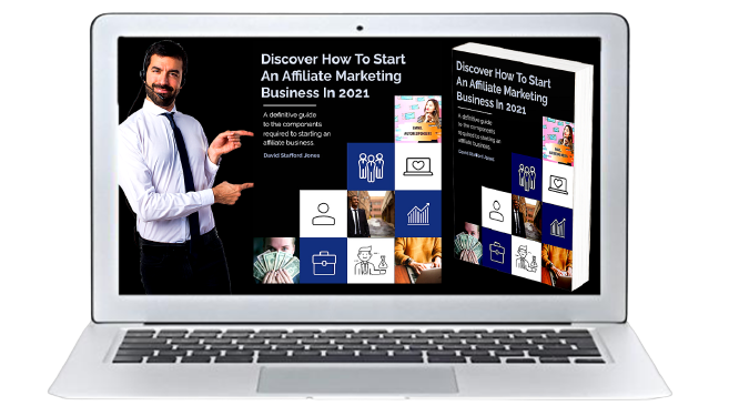 graphics for Affiliate marketing ebook preview
