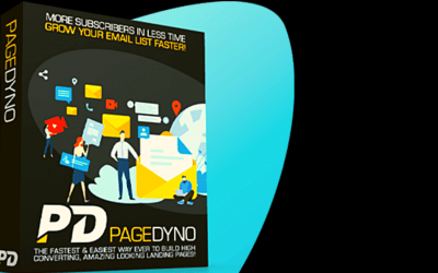 PAGEDYNO: How to Create An Impressive, High-Converting Landing Page In 3 Simple Steps